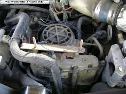 1996 ford f250 7 3 fuel pouring out ford truck enthusiasts forums