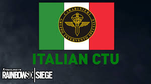 italian ctu rainbow six siege youtube