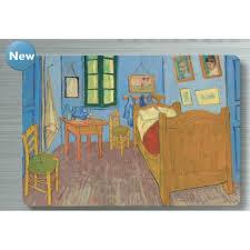 la chambre à coucher gogh set de table peintre gogh peinture la chambre a coucher 1888