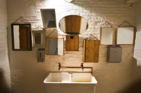 Restaurant Bathroom Design by Lacrimi Si Sfinti By Cristian Corvin