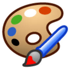 Painting Icon Paint App Free Images At Clker Com Vector Clip Art Online