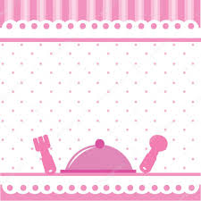 Kitchen Background Food And Drink Kitchen Background U2014 Stock Vector Glossygirl21