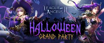 Halloween Costumes Angels League Angels Ii Grand Halloween Party Win 5 Rewards Lucky Bar
