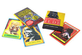 wars cards allen s and wars trading cards 1977 1983 swnz