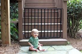 outdoor safety gate baby gate child gate cardinal gates