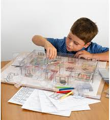 Young Architect 3 D Building Kit