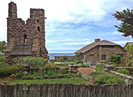 tor house the handcrafted stone cottage of poet robinson jeffers