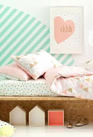 Pink And Grey Girls Bedroom The 25 Best Mint Bedroom Walls Ideas On Pinterest Bedroom Mint