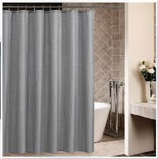 Curtains Extra Long Contemporary Gray Checkered Shower Curtains Extra Long For
