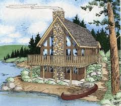 a frame style house plans cottage plans with loft ideas home decorationing ideas