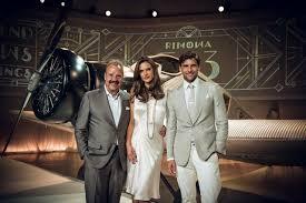 alessandra ambrosio celebrates rimowa u0027s new plane w magazine
