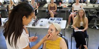 Colleges For Makeup Artists Introduction To Makeup 16 18 Year Olds London College Of