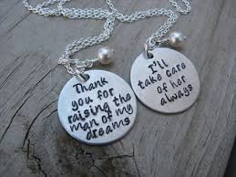 man necklace gift images Thank you for raising the man of dreams necklace mother in law jpg