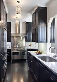 kitchens with black cabinets bright ideas 25 46 dark black kitchen