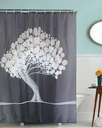 Rideaux De Charme Online Get Cheap White Shower Curtain Tree Aliexpress Com