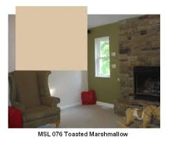 problem matching paint color to accent wall