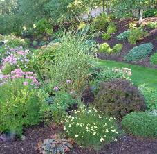Landscaping Ideas Hillside Backyard Landscaping Ideas For Backyard With Slope Landscaping Ideas For