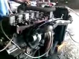 Excepcional motor cummins serie B ford cargo - YouTube &MH84