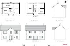 house with floor plans and elevations house plan and elevation drawings house floor plans