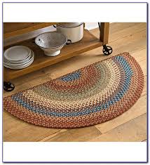 Half Round Kitchen Rugs Small Half Circle Rugs Best Rug 2017