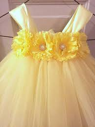 Minion Tutu Dress Etsy 25 Yellow Tutu Ideas Belle Costume Toddler