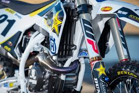 husqvarna motocross gear factory husqvarna the machines transworld motocross