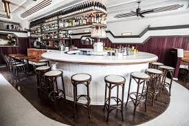 alameda greenpoint beautiful circle bar sip a glass of rosé