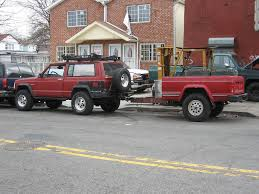 nissan truck 90s trailers made with a pickup bed too heavy ih8mud forum