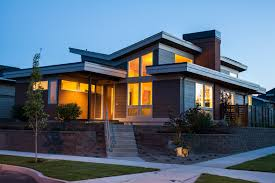 Midcentury Modern Homes - exterior interesting mid century modern homes with glass wall and