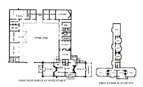 Stable Floor Plans Voysey House Plans House Plans