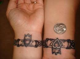 claddagh set set tattoo