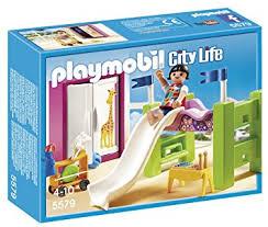 chambre d enfant playmobil playmobil 5579 jeu de construction 5579 chambre d enfant
