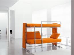 canapé lit superposé canapé convertible en lits superposés doc design et confort