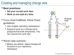 Resume The Work Module 3 Working With Jazz Source Control