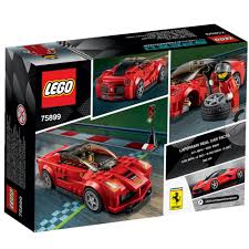 lego bugatti veyron super sport lego speed champions laferrari 75899 13 00 hamleys for lego