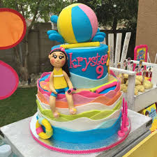 swimming pool summer party summer party ideas photo 2 of 36