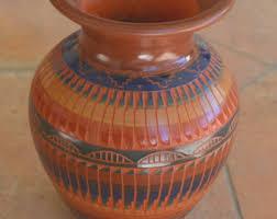 Vase On Sale Sale Native American Pottery Large Shoshone Tribe Vase