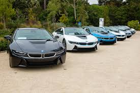 first bmw bmw delivers first us i8