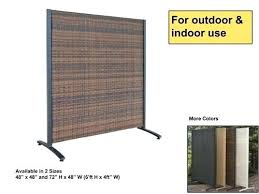 Outdoor Room Dividers Outdoor Partition Wall Bosssecurity Me