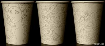 coffee cups flickr
