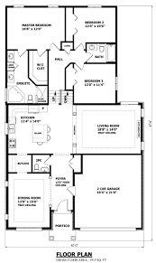 baby nursery split floor plan homes ranch split bedroom floor