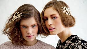 gold hair accessories 9 pretty chic gold hair accessories to wear stylecaster