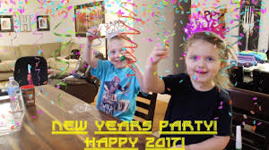 new years party poppers epic kids new year s party party poppers fail and party