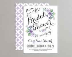 etsy wedding shower invitations items similar to printable bridal shower invitation vintage