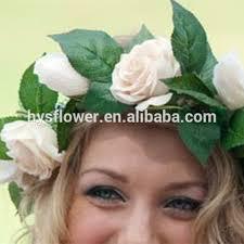 hair corsage wedding flower real touch white mini for hair corsage hair