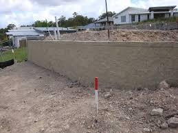 australian retaining walls concrete sleepers plus boral keystone