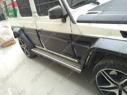 lexus rx330 body kit brabus wide style bodykit mercedes g class w463 u2013 sts4x4tuning