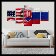 Slovak Flag Hd Printed Limited Edition American Slovakian Slovakia Flag