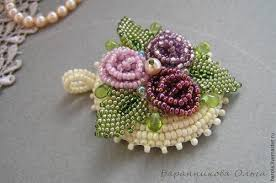 beading flower necklace images Beautiful beaded floral cluster pendant tutorial the beading jpeg