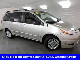used lexus for sale cleveland ohio 2009 used toyota sienna le for sale in cleveland oh 24561t
